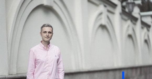 Kultūros istorikas Aurimas Švedas: baimė griauna svarbiausią – pasitikėjimą vieni kitais
