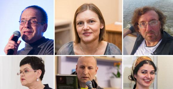 Ką šią vasarą skaito lietuvių rašytojai? (II dalis)