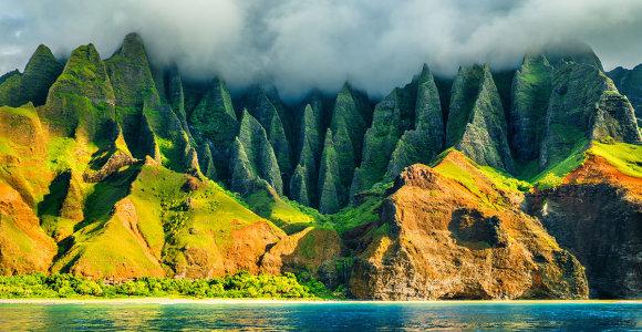 """Ar tikrai Havajai yra rojus Žemėje? Skurdas ir milžiniškos kainos – """"rojaus mokestį"""" moka visi"""