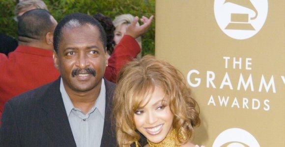 Dainininkės Beyonce tėvui diagnozuotas krūties vėžys