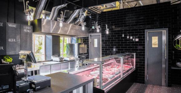 Iš Airijos į Lietuvą grįžęs Valentinas ėmėsi verslo – prekiauti ekologiška mėsa