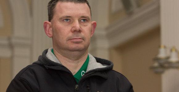 Terorizmo byloje sensacingai išteisintas Michaelas Campbellas dabar paskelbtas kaltu