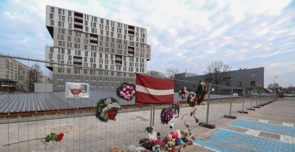 """""""Maximos"""" tragedijos Rygoje kaltininkams prokurorai siekia 5–7,5 metų laisvės atėmimo bausmių"""