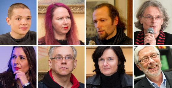 Ką šią vasarą skaito lietuvių rašytojai? (I dalis)