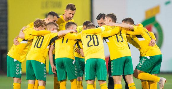 Lietuva sužais draugiškas rungtynes su estais