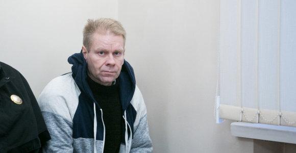 Dėl nužudymo nubausto A.Malkenio skundas atmestas apeliaciniame teisme