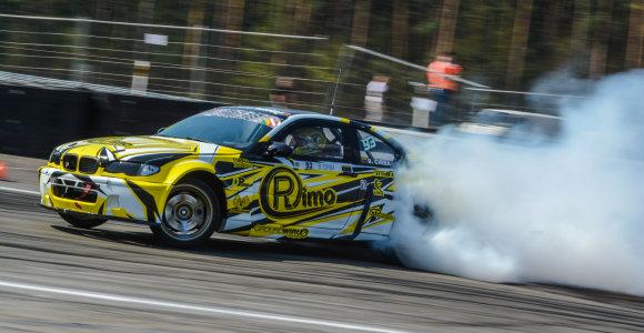 """Istorinės varžybos: pasaulinėse """"FIA Motorsport Games"""" Lietuvai atstovaus net 5 sportininkai"""