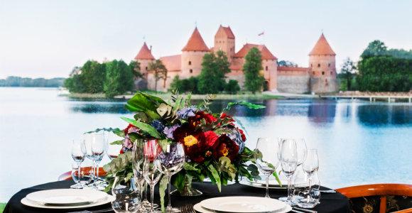 """30 geriausių restoranų. 20 vieta: Trakų gastronominis lyderis – """"Apvalaus stalo klubas"""""""