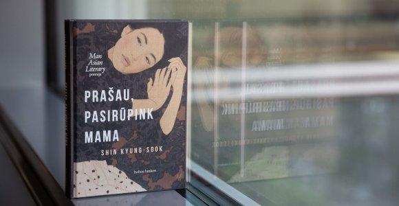 """Knygos recenzija. Shin Kyung-sook """"Prašau, pasirūpink mama"""" – skaudi artimųjų išpažintis"""
