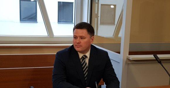 V.Titovas išgirdo apeliacinį verdiktą: mokės mažesnę, bet įspūdingą baudą