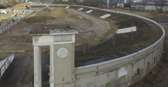 """Sostinės taryba: stadiono """"Žalgirio"""" stadione neturi būti"""