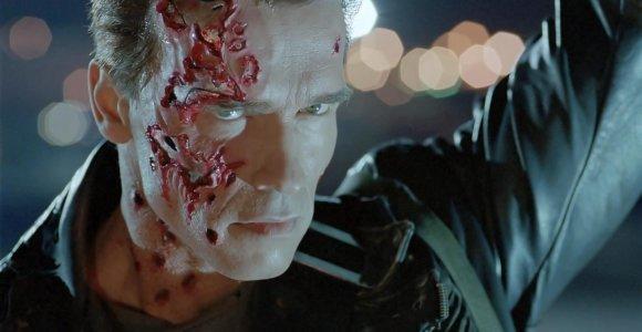 """Visai kaip filme """"Terminatorius"""": Kinijoje sukurtas skystas metalas"""