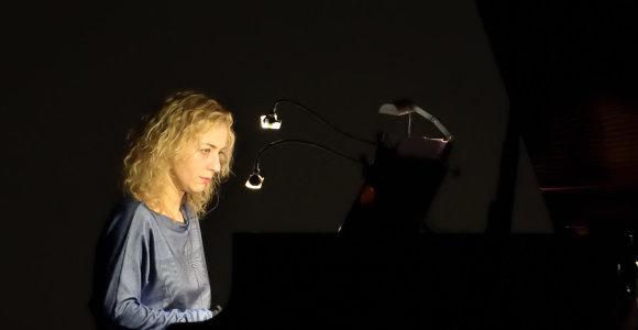 Garsi vokiečių kompozitorė B.Muntendorf: šiuolaikinė muzika primena A.Warholo atgimimą
