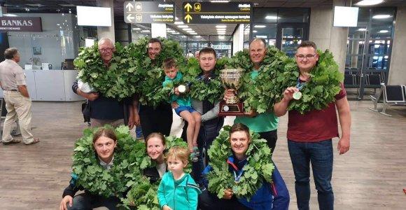 """Europos plūdinės žūklės čempionate triumfavę lietuviai: """"Turėjome aiškų varžybų planą"""""""