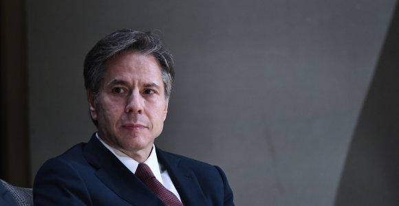 Analitikas: būsimasis JAV valstybės sekretorius A.Blinkenas padės ir Lietuvai, ir visai Europai