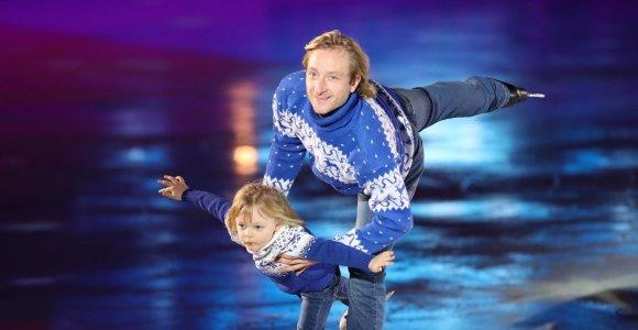 """Jevgenijus Pliuščenka: """"Dailiojo čiuožimo laukia geriausios visų laikų olimpinės žaidynės"""""""