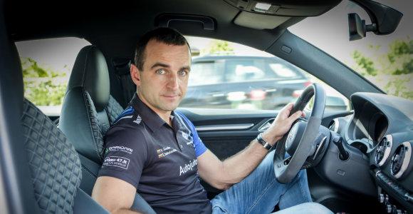 """Vytautas Švedas """"Rally Classic"""" atliks eksperimentą: startuos su kitu šturmanu"""