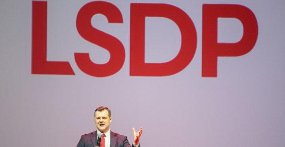 Buvę FNTT, PAGD, VSAT, STT vadai generolai būriu stoja į Socialdemokratų partiją
