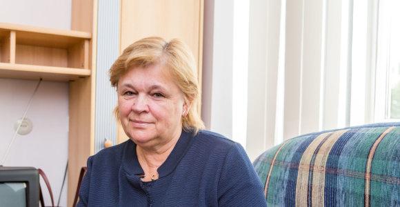 Palangos ligoninės vadovė gydytoja L.Ežerinskienė: alkotesterio parodymai kartais stebina