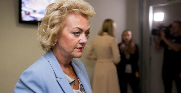 Trys Seimo NSGK nariai kreipėsi į VSD dėl I.Rozovos vizito į Sakartvelą