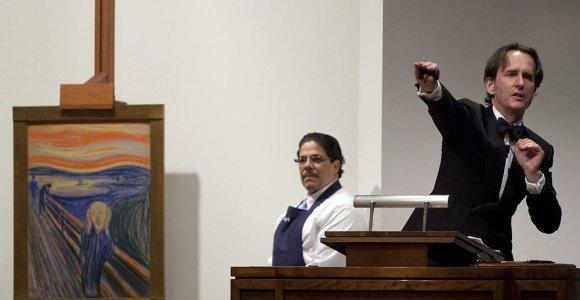 """Aukcionų namai """"Sotheby's"""" parduoti milijardieriui P.Drahi už 3,7 mlrd. JAV dolerių"""