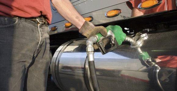 Kada savo automobilyje galima naudoti pigesnį žymėtą dyzeliną?