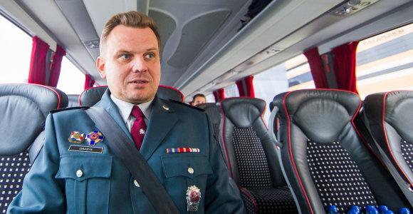 Ar privalome segtis saugos diržą autobuse: policijos baudos ir išgelbėtos gyvybės