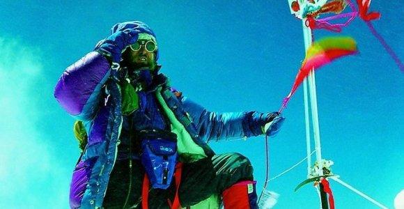 Alpinistas Vladas Vitkauskas: kaip Dakaro trasoje ir Everesto viršukalnėje išsaugoti šaltą protą