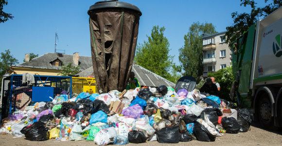 Keliant atliekų priėmimo sąvartynuose įkainius, kauniečiams augs šiukšlių išvežimo kainos