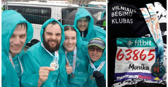 Išbandyta: 21 km Paryžiaus po kojomis, arba Įveikti pusmaratonį lengviau, nei iškęsti šaltį po jo