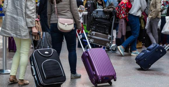 """""""Swedbank"""": šiemet į Lietuvą atvyks daugiau žmonių nei išvyks"""