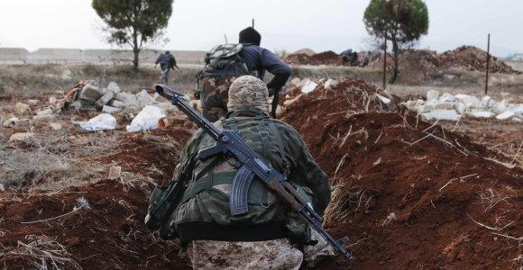 AQAP prisiėmė atsakomybę už išpuolį JAV karinėje bazėje, praneša SITE