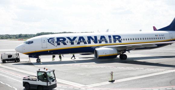 """Į Afrikos rinkas nusitaikiusi """"Ryanair"""" perka startuolį """"Malta Air"""""""