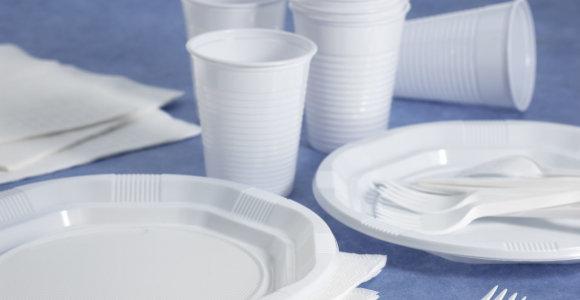 K.Mažeika: Lietuva rengiasi iš rinkos išimti smulkų plastiką