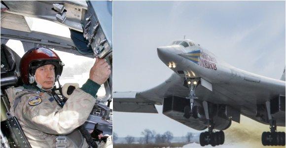 Ramūnas Fetingis: Greičiausias pasaulyje bombonešis grįžta į kovą sustiprėjęs ir pasiruošęs bauginti