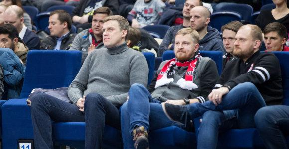 LKL laidoje – P.Ambrazevičiaus provokuojantis klausimas A.Butkevičiui apie trenerį