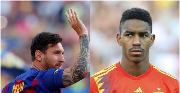 Kažkada norėjo L.Messi mirties, dabar tapo komandos draugu