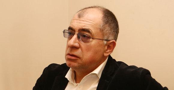 Teismas G.J.Furmanavičiui dėl prekybos poveikiu skyrė lygtinę laisvės atėmimo bausmę