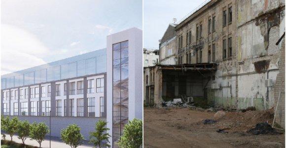 Kova dėl buvusios gamyklos: vieni teismuose gina savo teises, kiti ruošiasi įrengti loftus