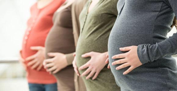 Pernai 13-kai nėščiųjų diagnozuotas sifilis – keturiais atvejais daugiau nei užpernai