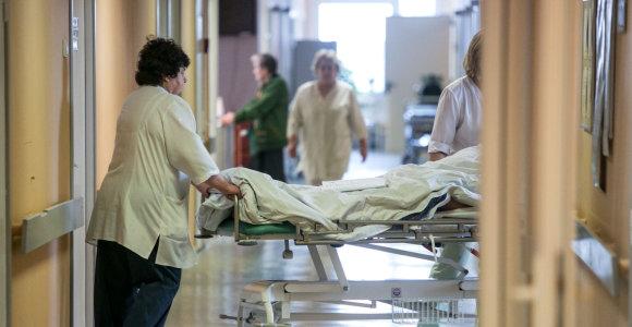 Koronavirusas itin pavojingas onkologiniams ligoniams, bet juos gydantiems medikams atsisakyta duoti apsaugos priemones