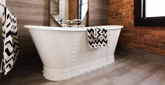 Kaip atnaujinti vonios interjerą be kapitalinio remonto