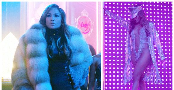 """Jennifer Lopez personažą filme """"Aferistės"""" įkvėpusi striptizo šokėja nori prisiteisti 40 mln. dolerių"""