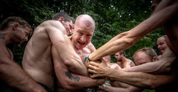 Rąstplėšis ir kiti senieji tikrų vyrų žaidimai