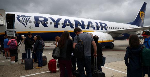 Nutraukiamas tiesioginis skrydis į Birmingamą