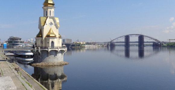 Žvilgsnis į Kijevo praeitį – kodėl bažnyčia ant vandens ir kur palaidotas Skirgaila?
