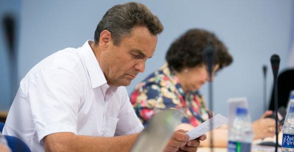 Prokuroras: įtarimus siekiama pareikšti P.Gražuliui, be jo byloje dar vienas įtariamasis