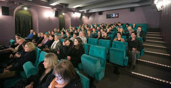 Vilniuje prasidėjo Sporto kino festivalis