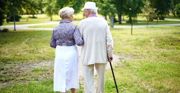 Dabartinio pensininko realybė: vidutinė pensija – 344 eurai, o gyventi teks mažiausiai 15 metų