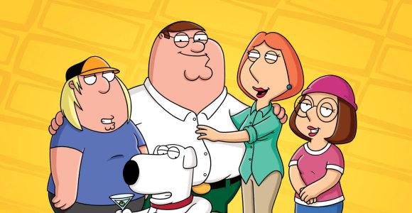 """Kultinis animacinis serialas """"Šeimos bičas"""" turės kino versiją, planuojamas ir """"Simpsonų"""" tęsinys"""